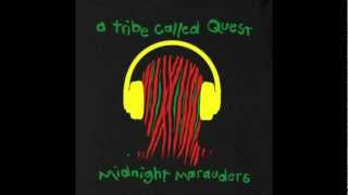 A tribe called quest - Can i kick it instrumental [HQ]