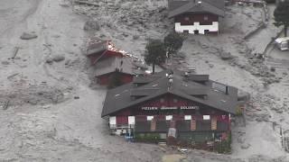 Dimaro - Val di Sole - Esondazione Rio Rotian 20102018