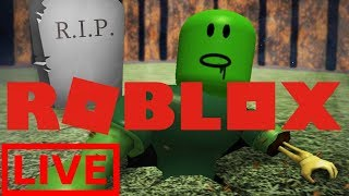 COD ZOMBIES IN ROBLOX?!? ║Surprise Saturday Stream ║Roblox Live Stream 1080p 60 FPS