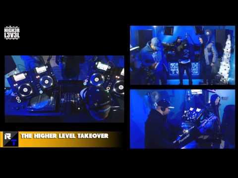 HIGHER LEVEL XMAS SPECIAL - Rough Tempo LIVE - December 2014