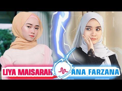 Battle Musers Malaysia | Liya Maisarah VS Ana Farzana - #muserMY
