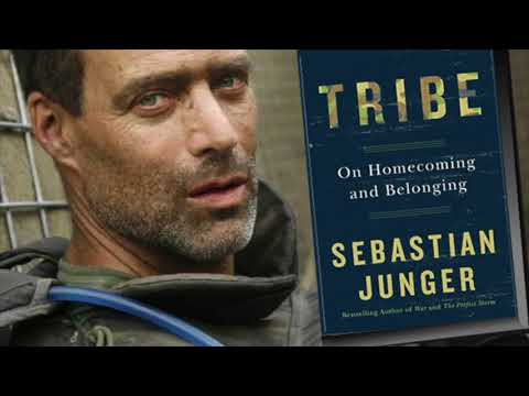 Art Works Podcast: Author, Journalist and Filmmaker Sebastian Junger