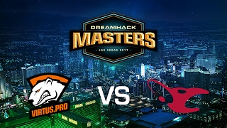 Virtus.Pro vs. Mousesports - Mirage - Quarter-final - DreamHack Masters Las Vegas 2017