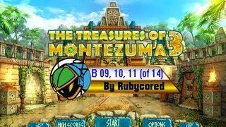 The Treasures of Montezuma 3 - Level 4 Bonus Levels [720p60]