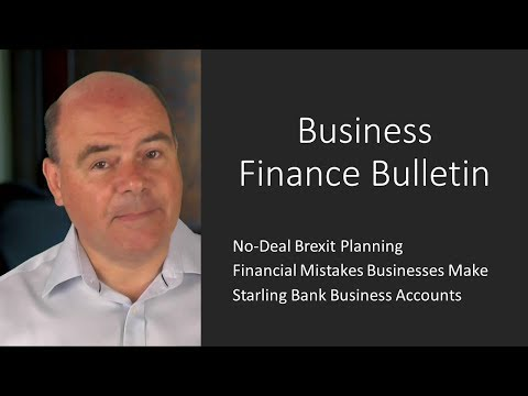 planning-for-no-deal-brexit,-financial-mistakes-and-starling-bank-business-accounts---bfb-268