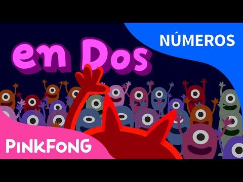 Cuenta de 2 en 2 | Números | PINKFONG Canciones Infantiles