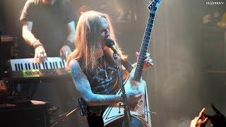 4k60p Children Of Bodom Silent Night Bodom Night Live In Helsinki 2018