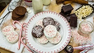 Recipe - Alison Sweeney makes Santa's Favorite Mint Cookies - Hallmark Channel