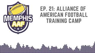 AAF Training Camp Preview and Rule Updates