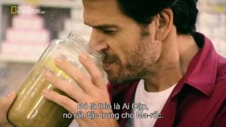 Street Food Around The World - Marrakesh - Food Documentary