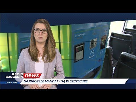Radio Szczecin News 26.03.2018