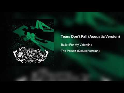 Bullet For My Valentine - Tears Don't Fall (Acoustic Version) (Clean)