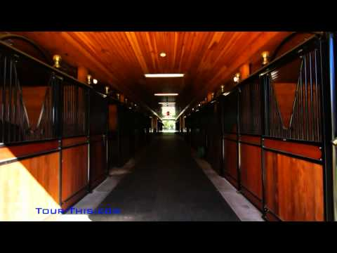 Equestrian Estates For Sale ~ 663 Pittstown Road, New Jersey ~ The Stable at Riding Mills