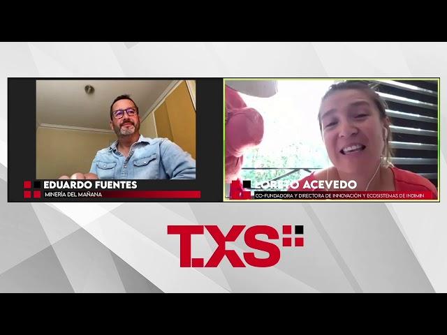 Eduardo Fuentes en Minería del Mañana por TXSPlus