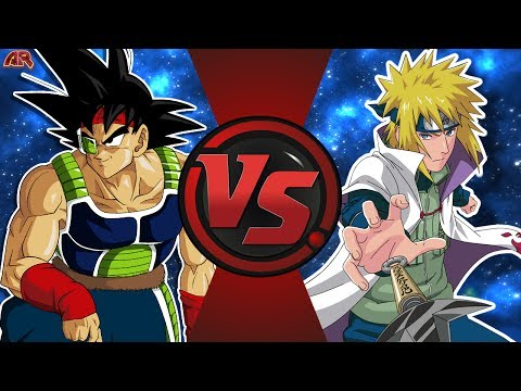 BARDOCK vs MINATO! (Dragon Ball Z vs Naruto) (Goku's Dad vs Naruto's Dad) CFC EP 185