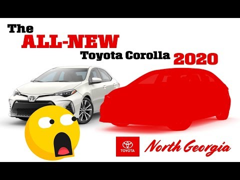 Is that really a 2020 Toyota Corolla SE..