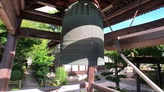 【興願寺日記】お寺で鐘撞き〈香川県高松市〉 thumbnail
