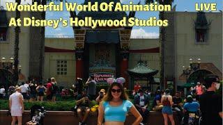 Wonderful World Of Animation At Disney's Hollywood Studios