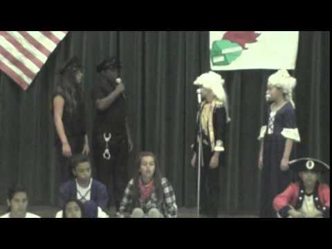 Mrs. Benedict's 13 Colonies Play