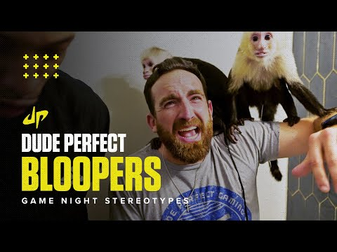Game Night Stereotypes (Bloopers & Deleted Scenes)