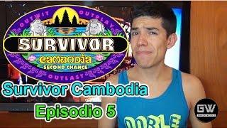Survivor Cambodia, Episodio 5