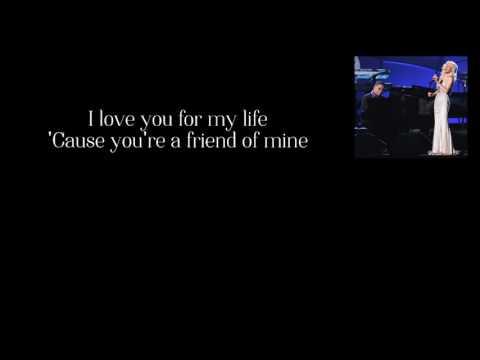Herbie Hancock & Christina Aguilera  A Song For You lyrics
