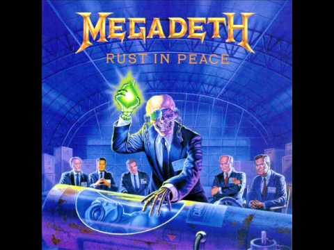 Megadeth - Hangar 18 / Return To Hangar w/ Lyrics