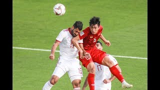 Highlights: Vietnam 0-2 IR Iran (AFC Asian Cup UAE 2019: Group Stage)