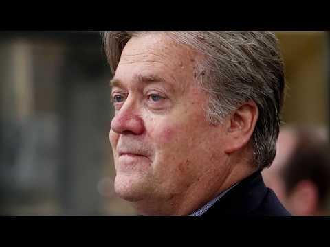 Steve Bannon ousted as chief White House strategist