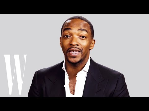 Anthony Mackie Didn't Hide His New Orleans Accent During His Juilliard School Audition  W Magazine