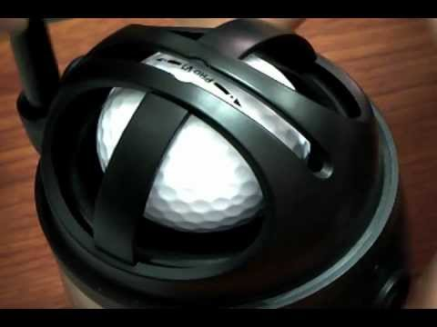 Check Go Pro Ball Spinner Golf Training Aid Accessory from YouTube · Duration:  30 seconds  · 20,000+ views · uploaded on 10/17/2007 · uploaded by PracticeRange.com