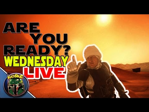 The Noob and the Noober- Star Wars Battlefront Live Stream. - The Noob and the Noober- Star Wars Battlefront Live Stream.