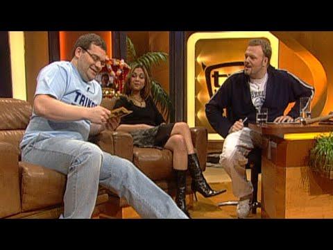 Insiderwissen über Stefan Raab und den Playboy - TV total