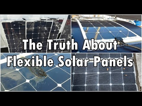The Truth About Flexible Solar Panels