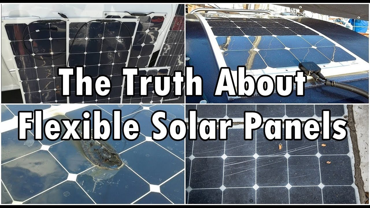The Truth About Flexible Solar Panels Youtube Load Cell Wiring Diagram Panel Uk