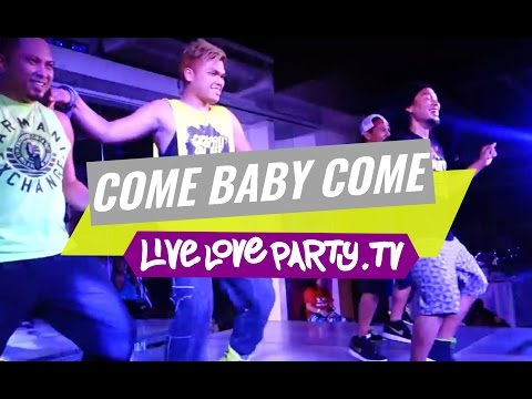 Come Baby Come (Mega Mix 44) | Zumba® Fitness with ZES Prince Paltu-ob