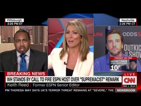 CNNs Brooke Baldwin Freaks Out Over Clay Travis Saying Boobs