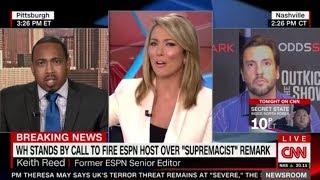 CNN's Brooke Baldwin Freaks Out Over Clay Travis Saying 'Boobs'