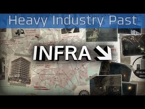 INFRA - Heavy Industry of the Past Walkthrough [HD 1080P/60FPS]