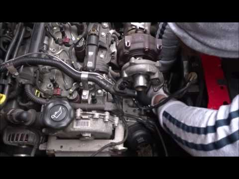 Фото к видео: how to replace glow plugs on vauxhall astra j 1.3 cdti A13DTE ( step by step )