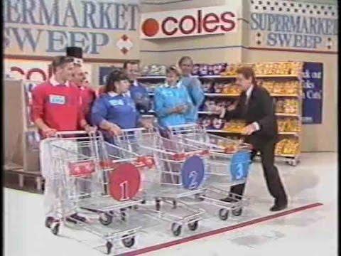Supermarket Sweep Australia - Number 1 (Incomplete) (NWS-9, 19/2 ...