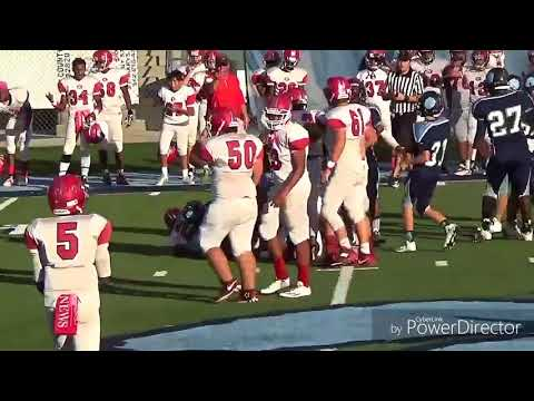 Camden County Wildcats vs. Glynn Academy Terrors | Full Game