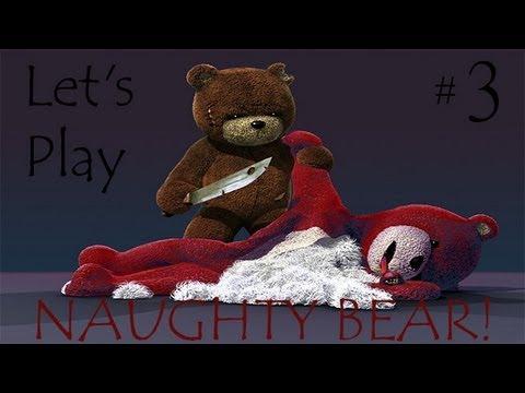 Let's Play: Naughty Bear Ep 3 - Ninja Naughty!