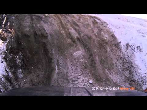 Джип триал 2014 г. Челябинск. Вне зачета Nissan Patrol