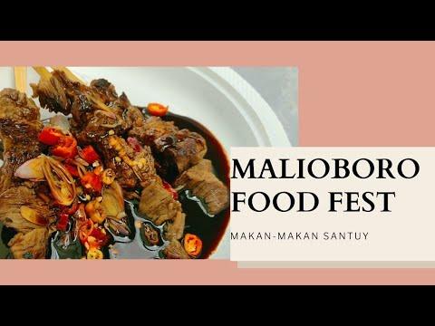 malioboro-food-fest,-banyak-makanan-khas-jawa-tengah-di-jakarta!!