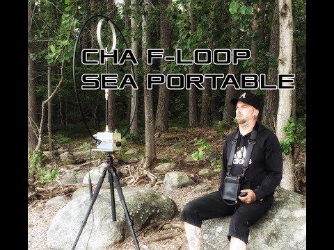 CHA F-LOOP PORTABLE AT THE SEA
