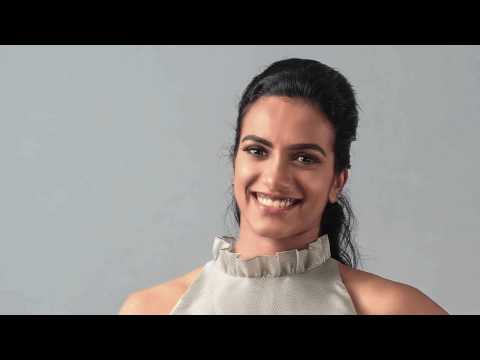 PV Sindhu in a never-seen-before avatar