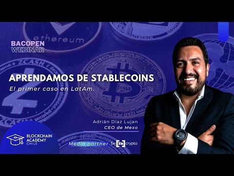 #bacOpenWebinar: Aprendamos de stablecoins y el primer caso en Latinoamérica