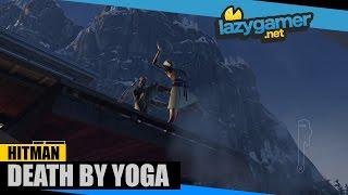 HITMAN EPISODE 6: HOKKAIDO - Death by Yoga