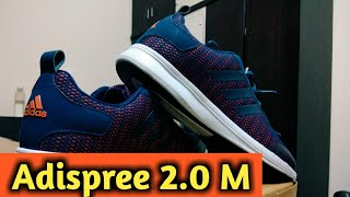 Adidas Running Shoes Men - Adidas men's Adispree 2.0 M 2018